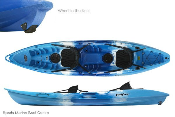 KAYAK FEELFREE GEMINI:BLUE SKY