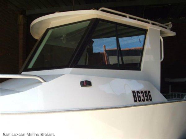 Cabin Cruiser Custom Built