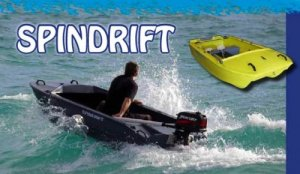 FINN SPINDRIFT DINGHY