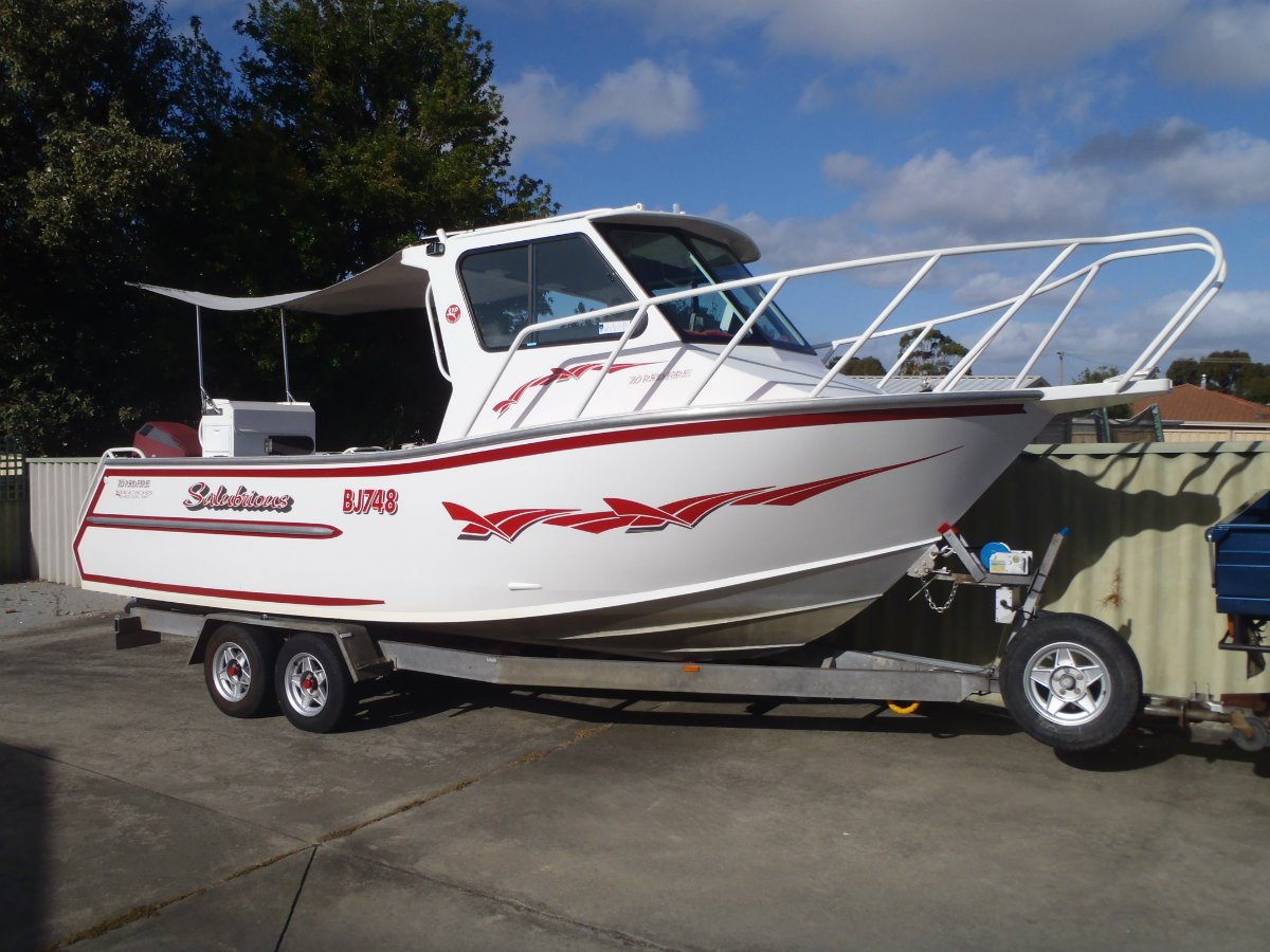 Stagg Boats