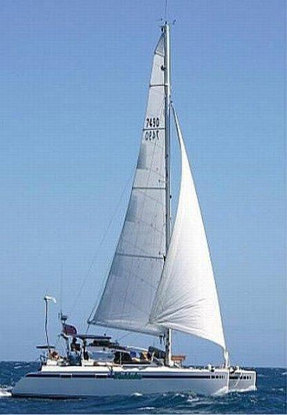 Tennant Catamaran 39.5