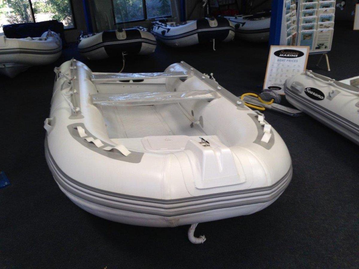 Searano 350A Aluminium Hull Inflatable boat