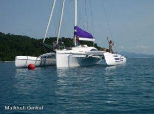 New Corsair 37 CR Trimaran