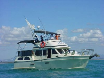 Polaris 36 Flybridge- Click for more info...