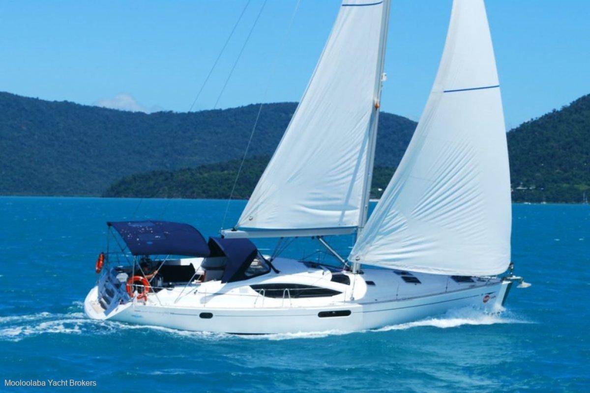Jeanneau Sun Odyssey 50DS:Jeanneau Sun Odyssey 50DS_Mooloolaba Yacht Brokers