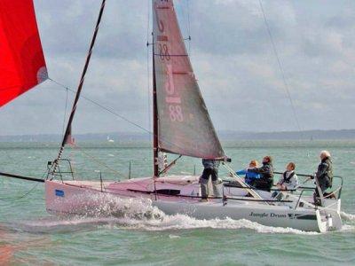 New J Boats J/88