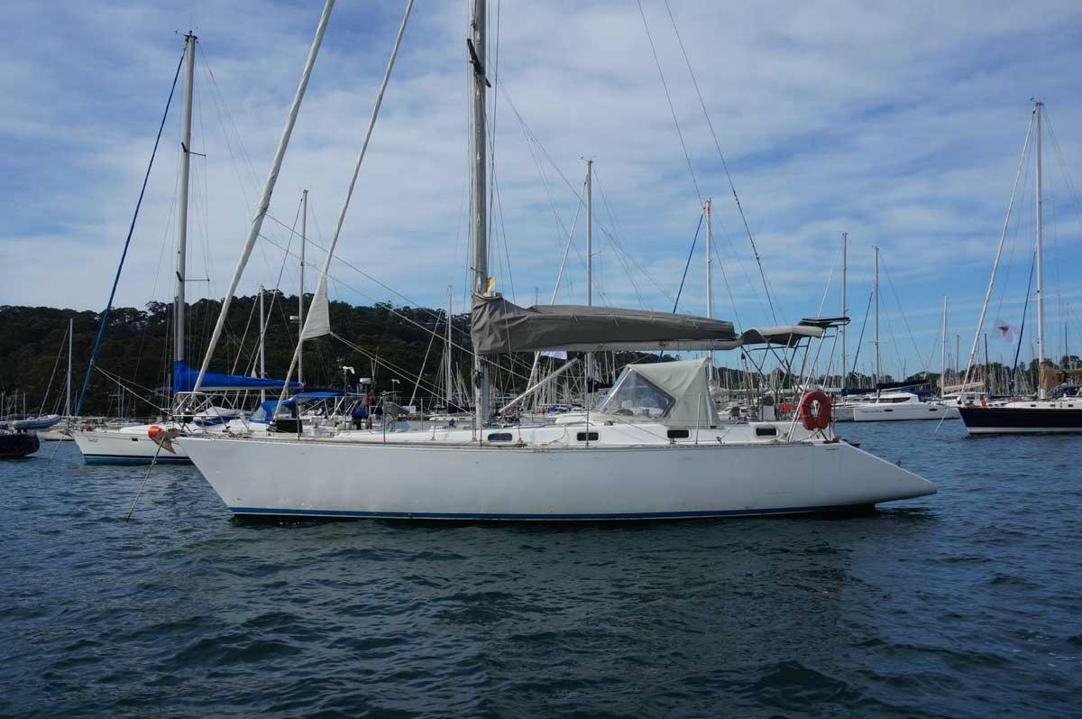 Duncanson Sloop:Duncanson 42 yacht for sale