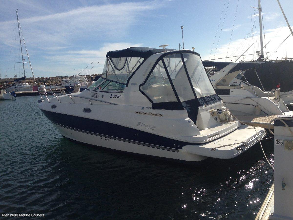 Cruisers Yachts 280cxi