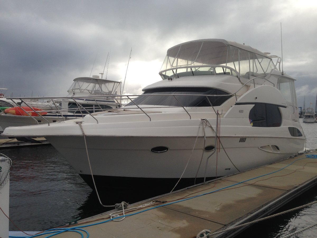 Silverton 43 Motor Yacht 47