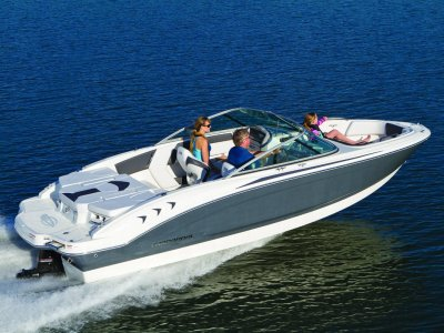 New Chaparral H2o 21 Sport