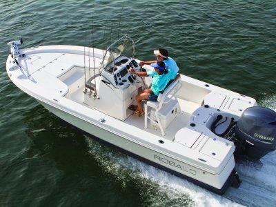 New Robalo 206 Cayman Bay Boat