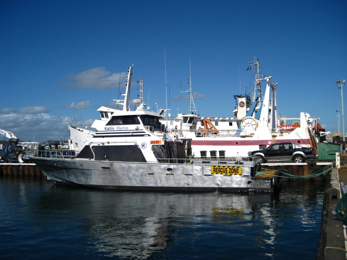 Seaquest Charter/Crew Supply PRICE REDUCED!!! $450,000 + GST negotiable