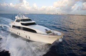 New Cheoy Lee Global 100 Motor Yacht