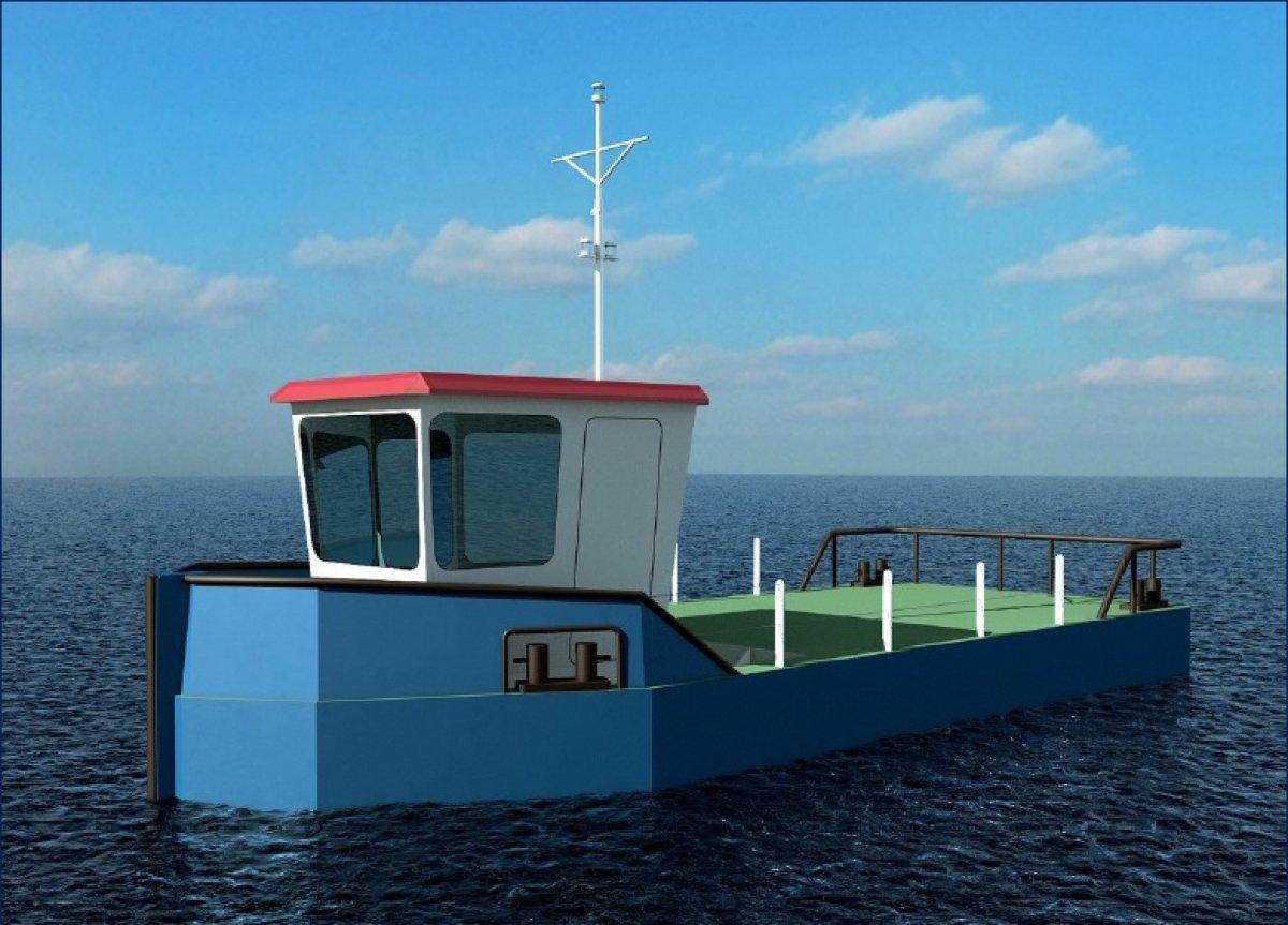 8.09m Road Transportable Multi-purpose Workboat