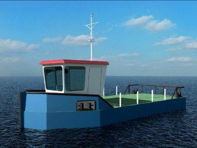New 8.09m Road Transportable Multi-Purpose Workboat