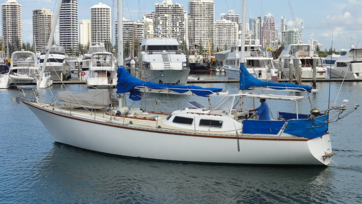 Austral Yachts 49' Ketch