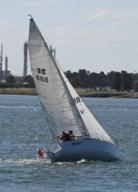 Lidgard 25 Trailer Sailer.