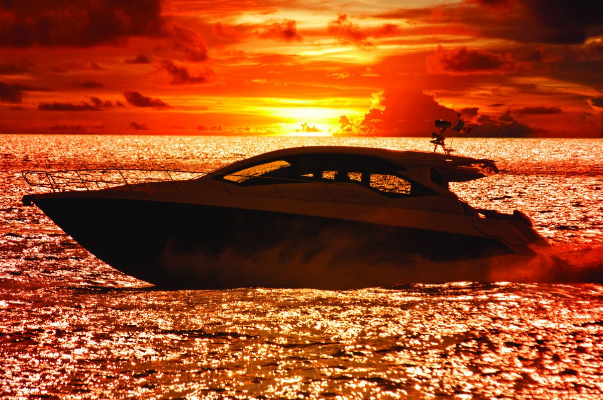 Cranchi 58 HT Yacht Class