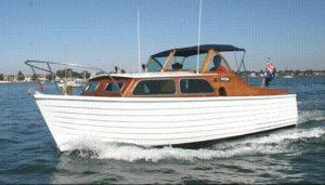 Halvorsen 24 Seaskiff
