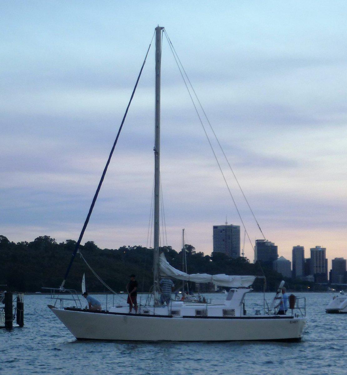 Boro 35ft Cruising Yacht 2011