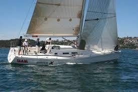 X Yachts 41'