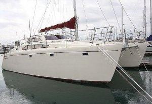 Gary Appelby Catamaran