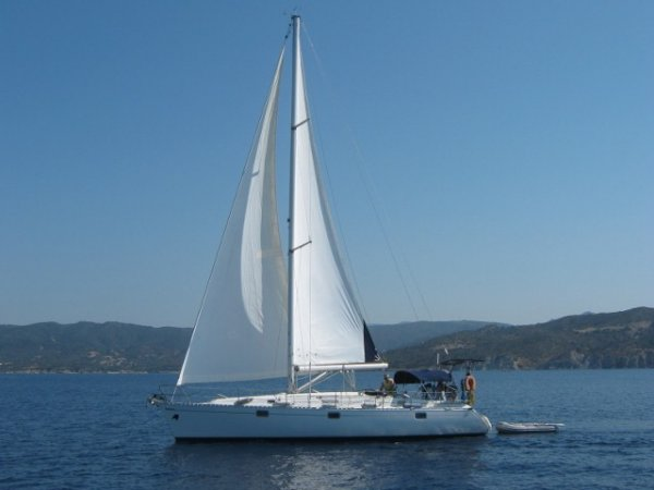 Beneteau Oceanis 400 (Finot)