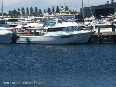 Randell 42 Charter/Fishing Vessel Business