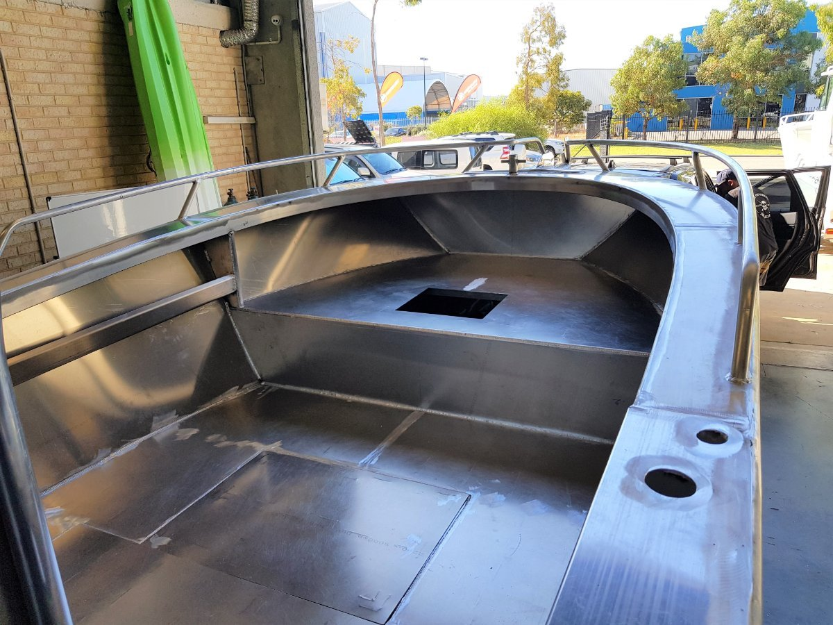 Oceanic Fabrication 6.1m Centre Console
