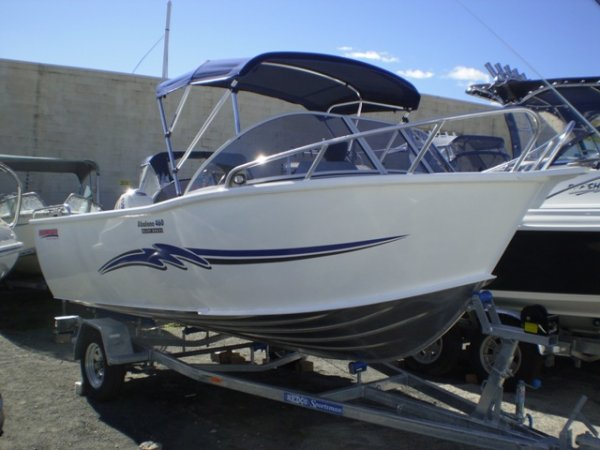 Aquamaster 460 Runabout