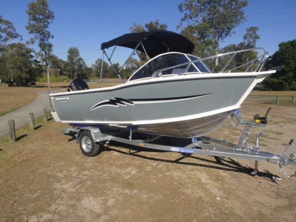 Aquamaster 490 Abalone Runabout