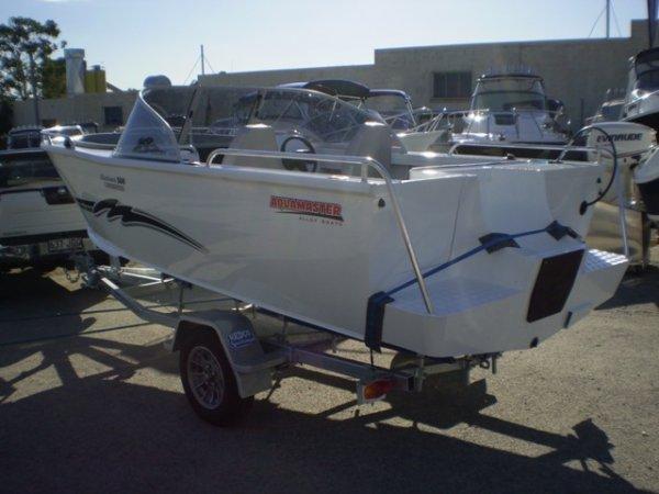 Aquamaster 5.0 Bowrider
