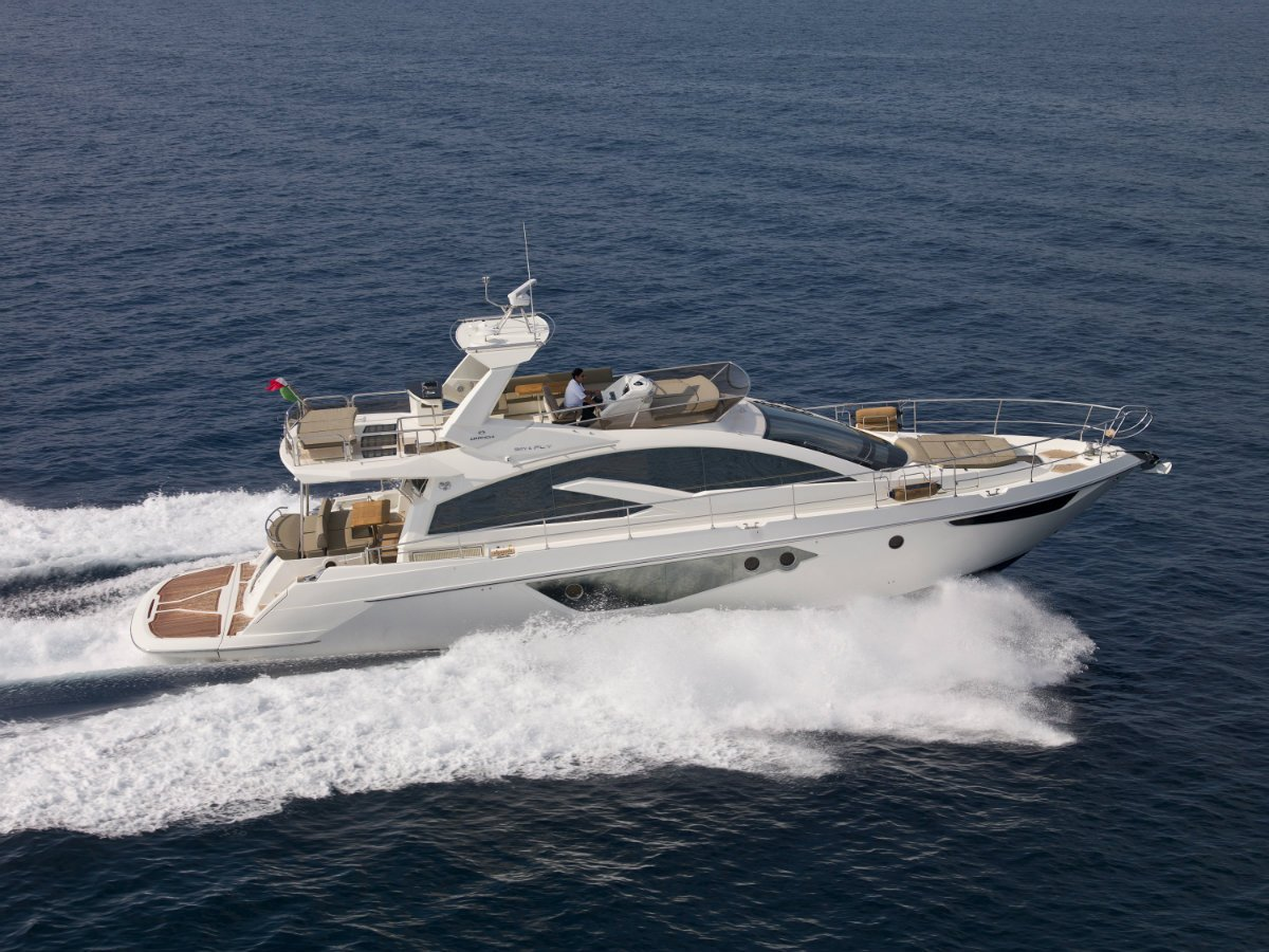 Cranchi Sixty 6 Fly Yacht Class