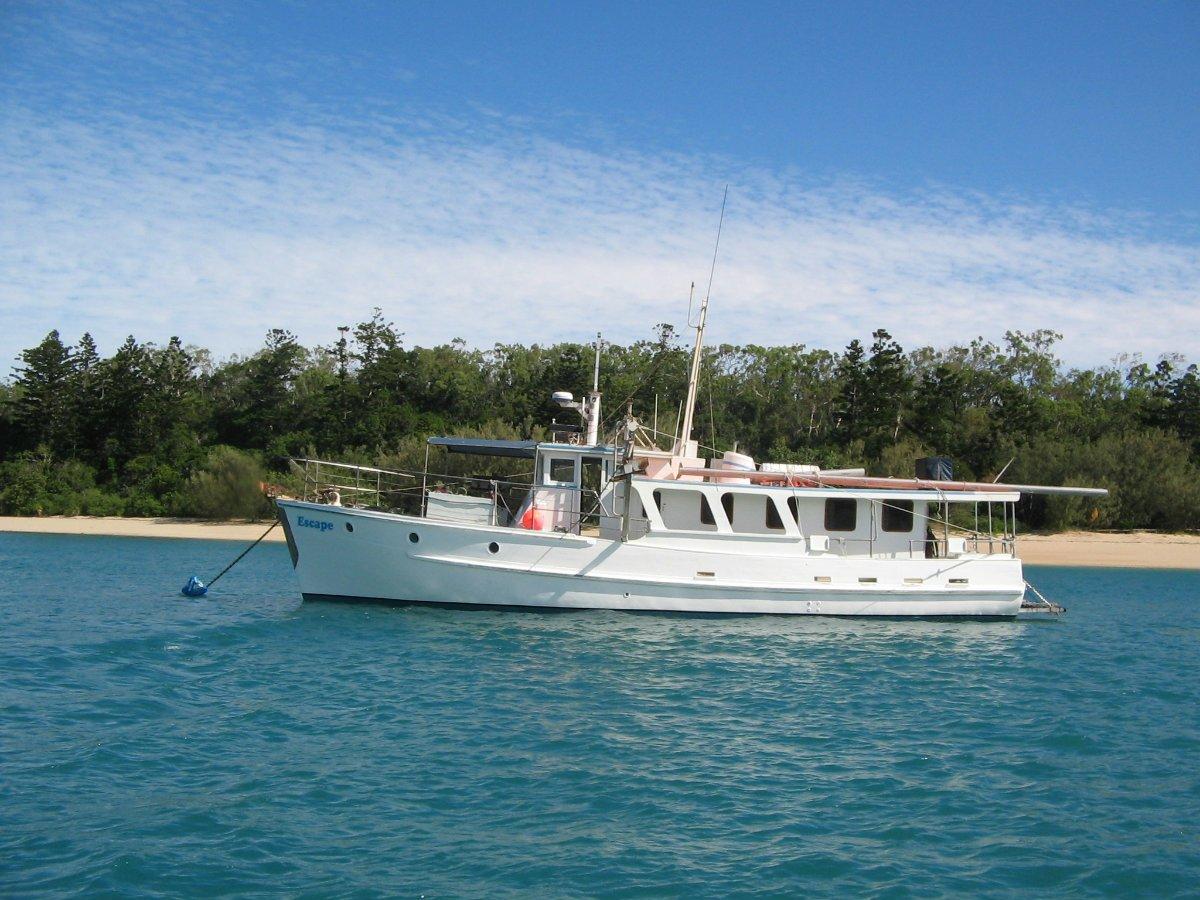 Timber Bridgedeck Cruiser