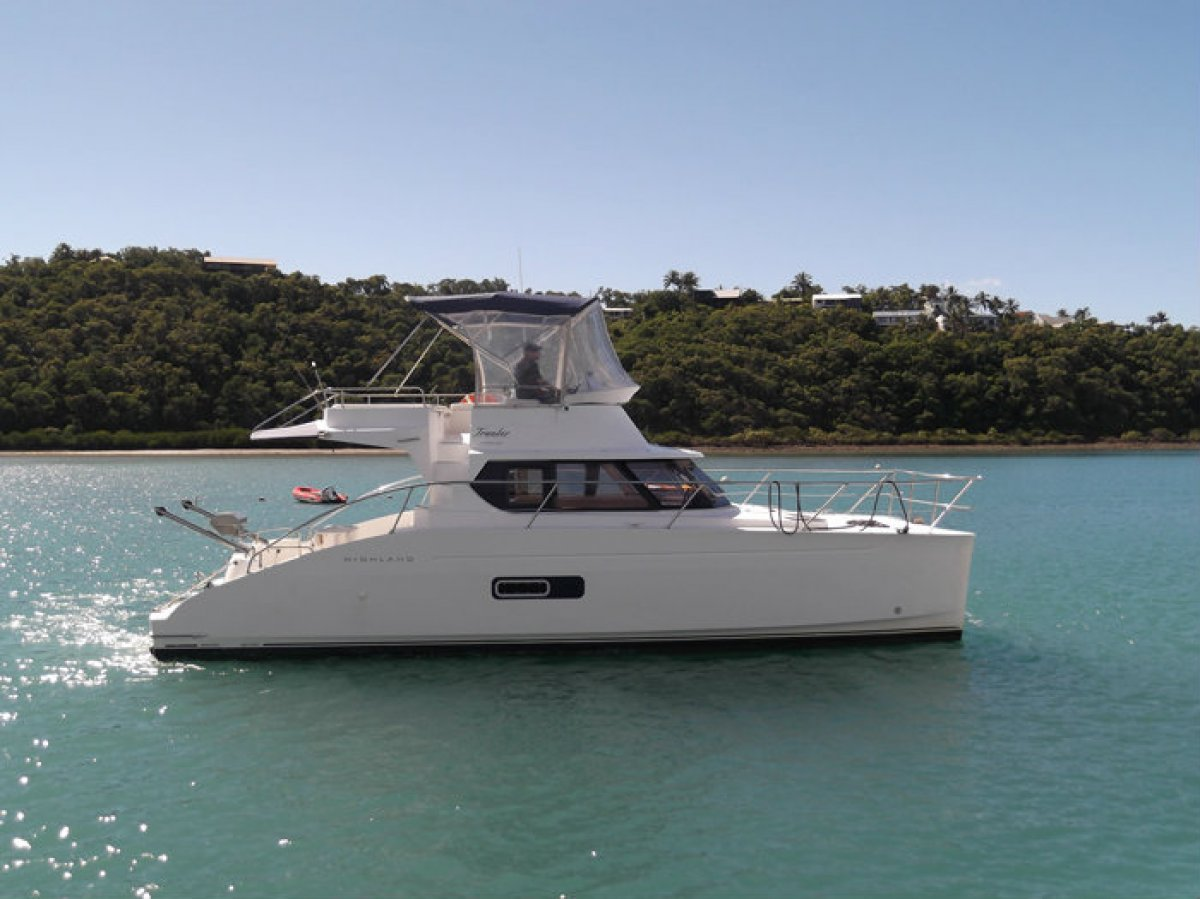 FOUNTAINE PAJOT HIGHLAND 35