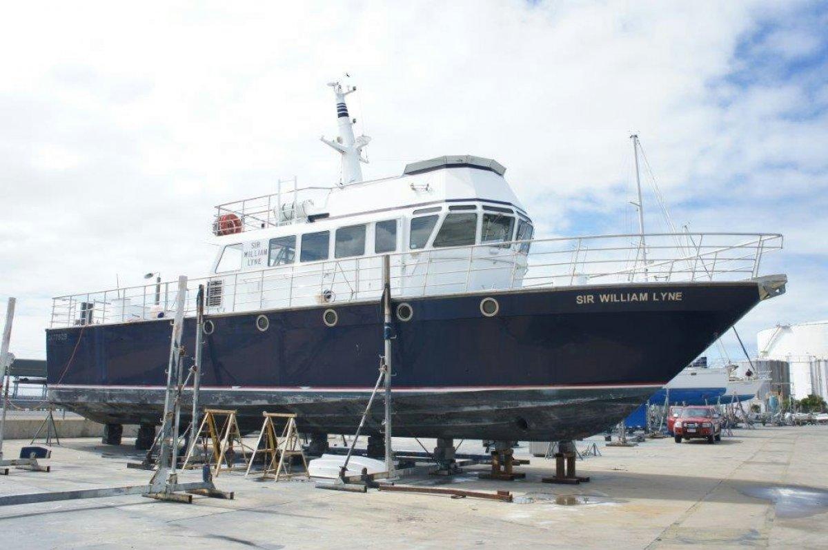 Precision Motor Yacht