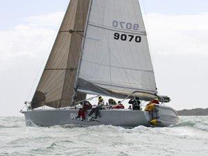 Davidson 41 Cruiser/Racer