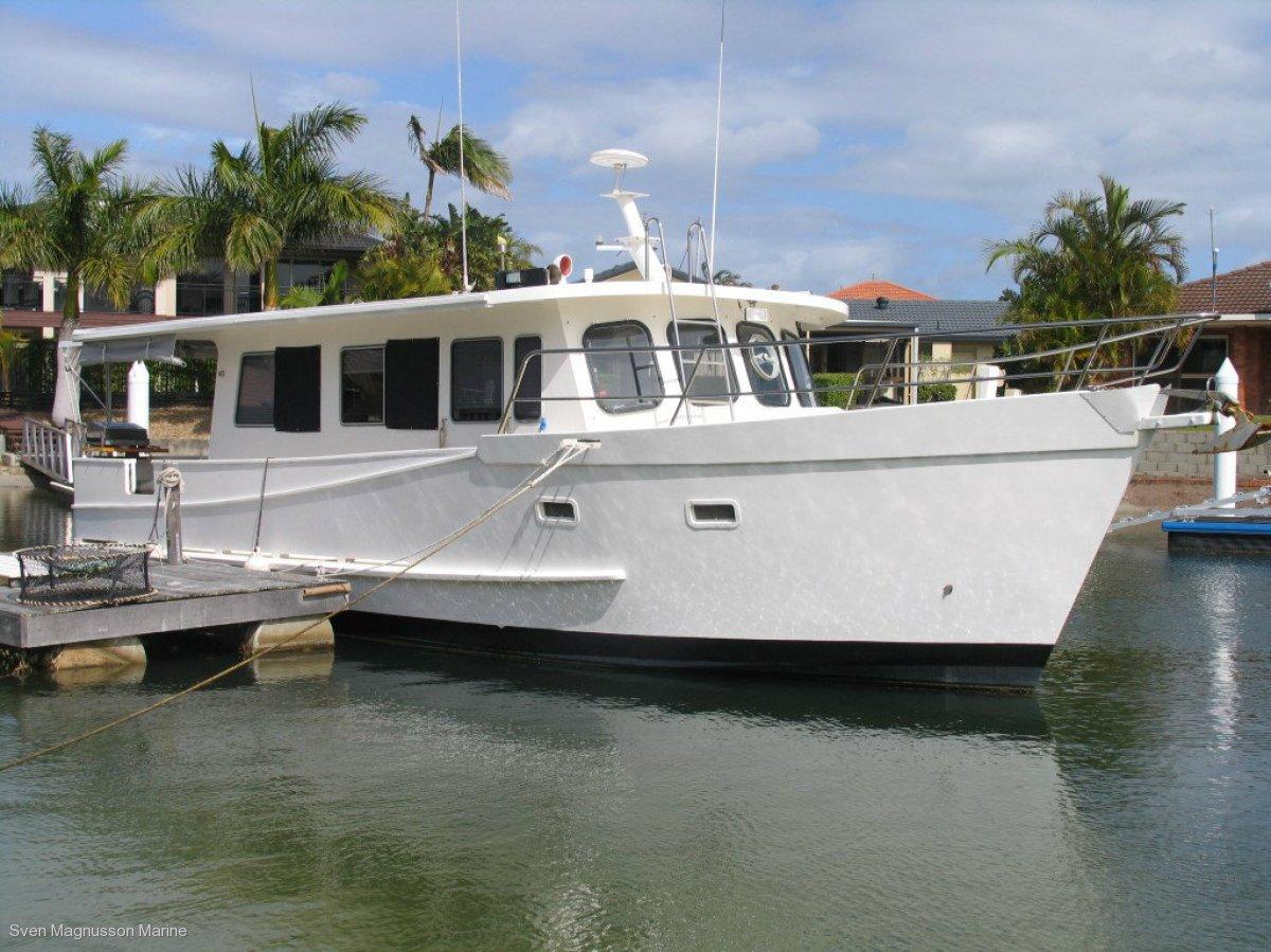 Roberts 35 Motor Cruiser