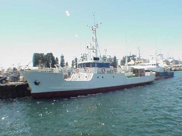 30m Ex Research Hydrographic / Training Ship