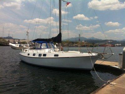 York Town 38ft Cruising Yacht