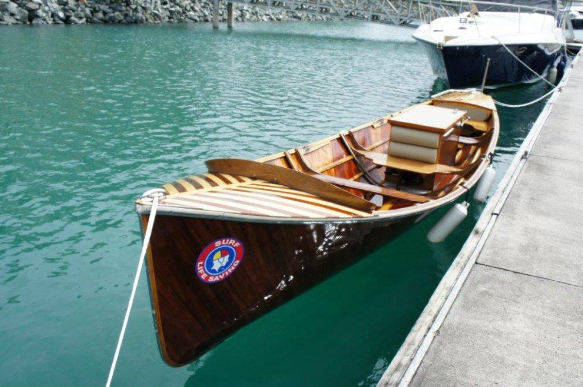 Gentlemans Surf Boat Gentlemen's Surf Boat