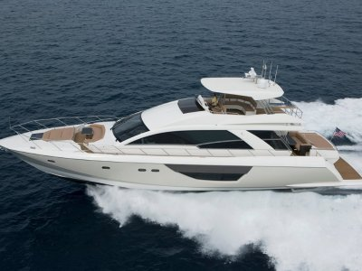 New Cheoy Lee Alpha 76 Flybridge