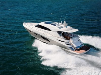 New Riviera 6000 Sport Yacht