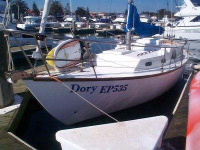 Herreshoff 28:Dory