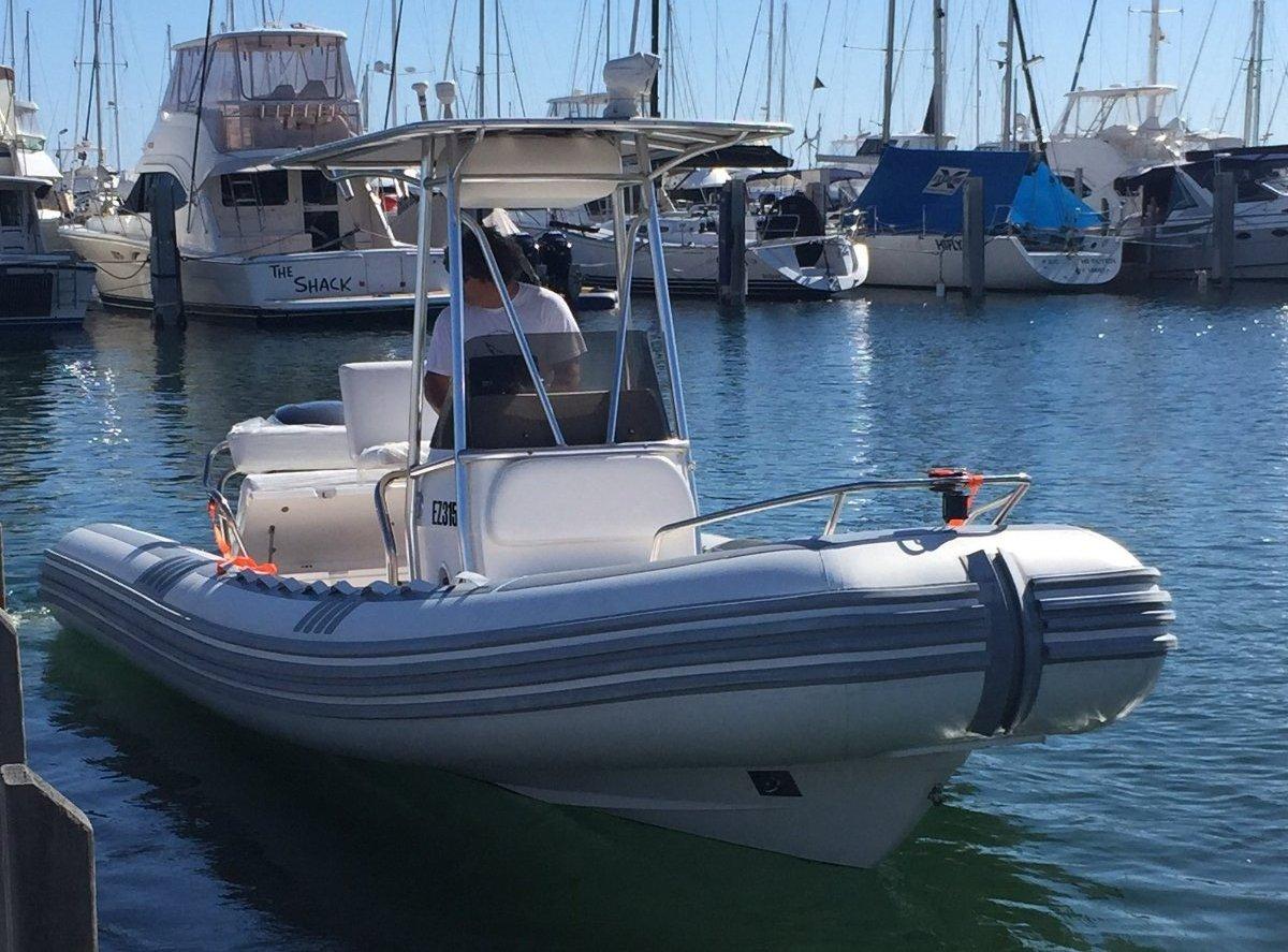 Novurania 680 DL Yacht Tender