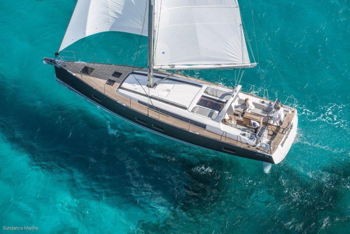 Beneteau Oceanis 55:Oceanis 55