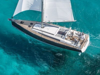 New Beneteau Oceanis 55:Oceanis 55