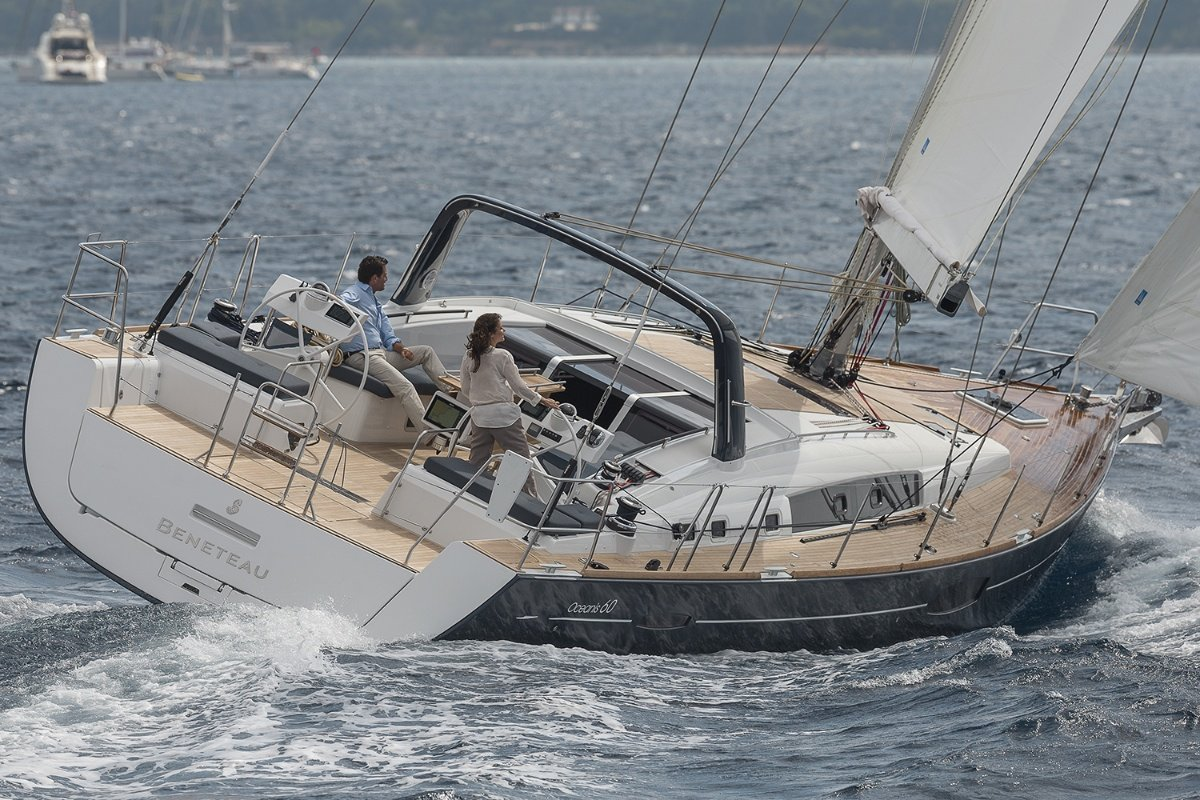 Beneteau Oceanis 60:Oceanis 60