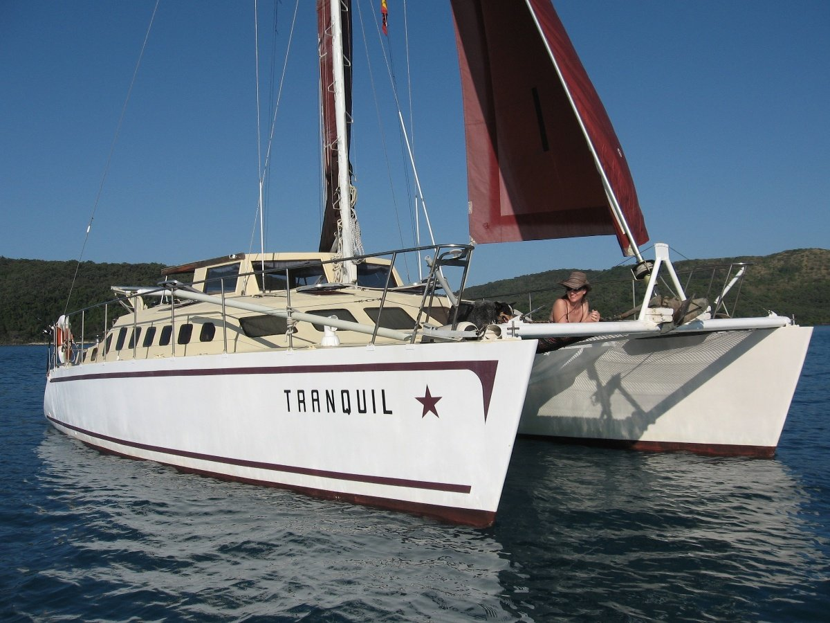 Simpson 38ft Sailing Catamaran