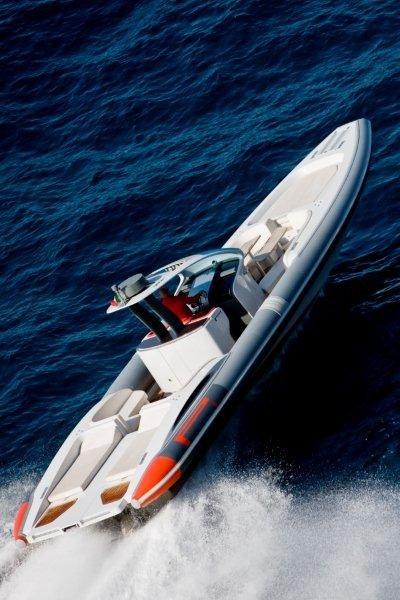 New Pirelli Pzero Pzero 1400 Yacht Edition